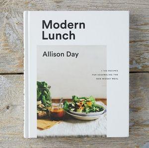 Modern Lunch by Allison Day Cookbook